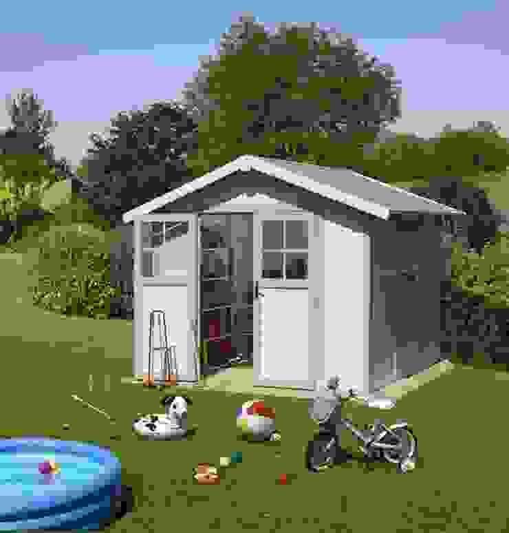 casetas y cobertizos para jardin y terraza de antas jardin s.l Escandinavo