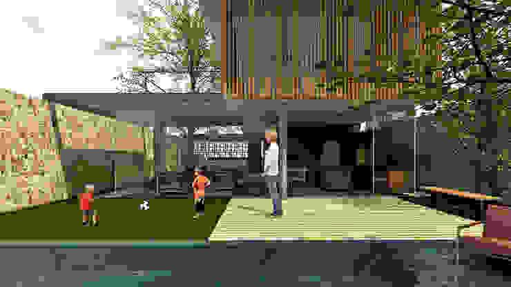 bởi ODVO Arquitetura e Urbanismo Hiện đại