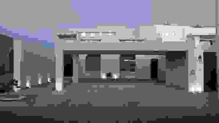 Tabasco VI Casas minimalistas de Guiza Construcciones Minimalista