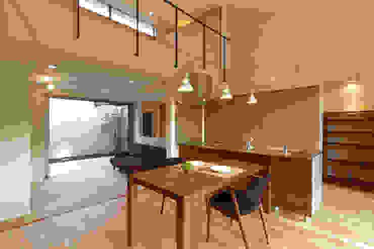 アーキシップス京都 Modern dining room