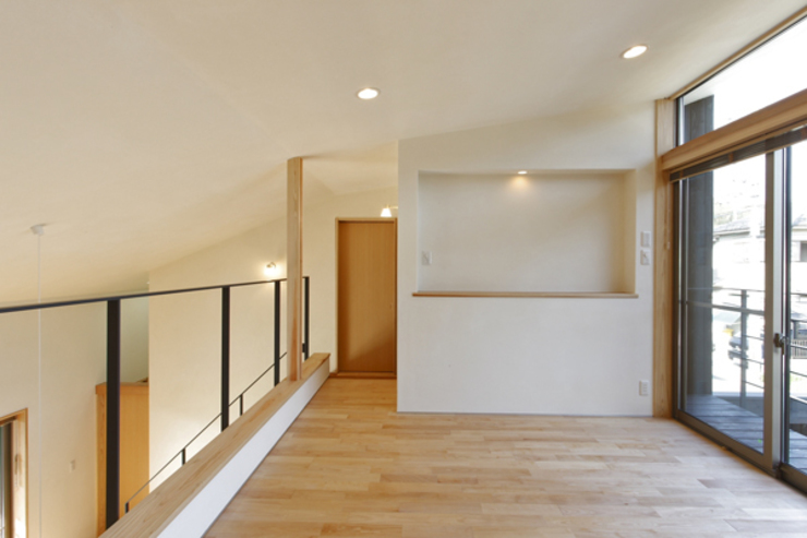 アーキシップス京都 Modern style bedroom