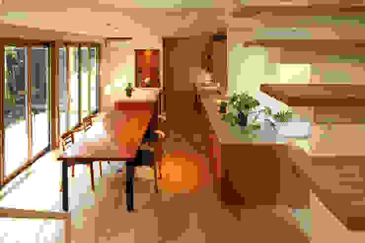 アーキシップス京都 Modern kitchen