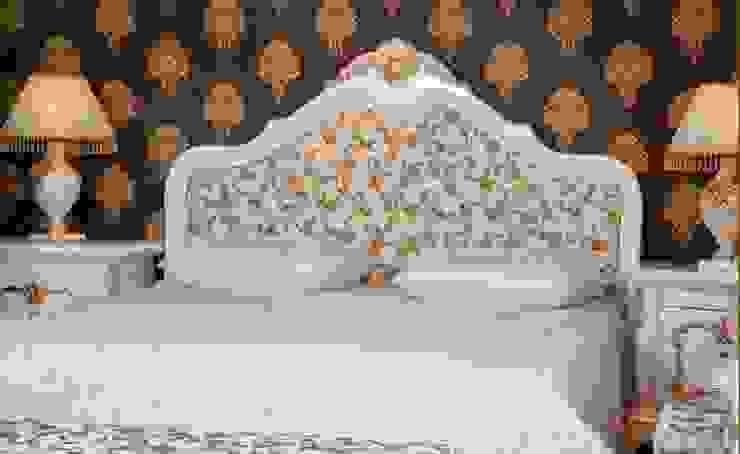 Sakura Klasik Yatak Odası Takımı Asortie Mobilya Dekorasyon Aş. Klasik
