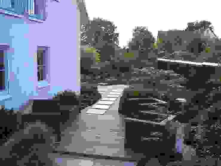 아시아스타일 정원 by Kokeniwa Japanische Gartengestaltung 한옥