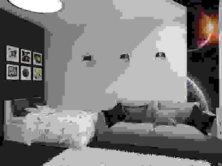 Design Projects Minimalist nursery/kids room