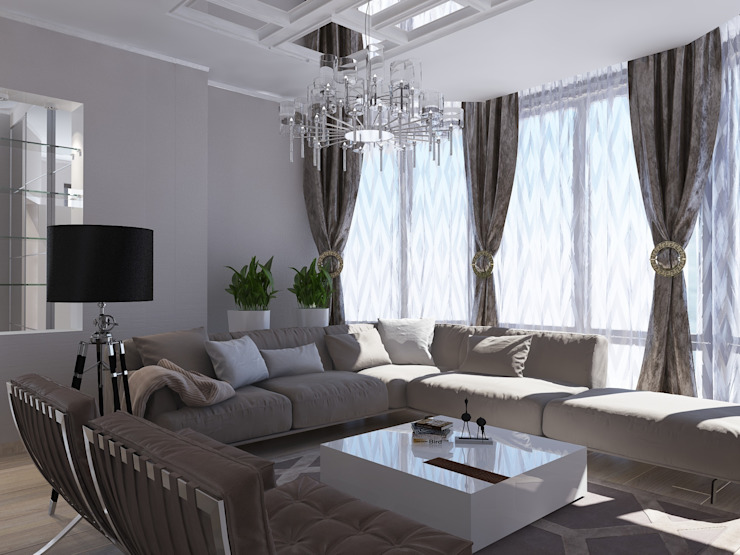 Design Projects Modern living room