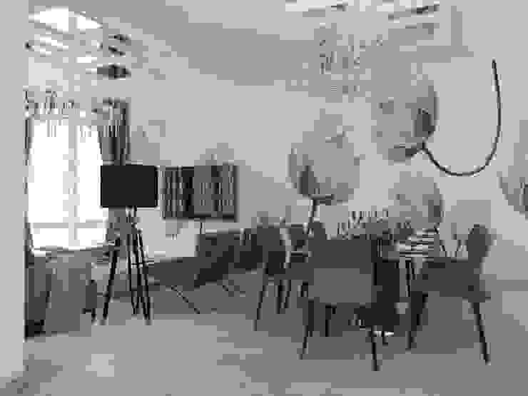Moderne Wohnzimmer von Design Projects Modern