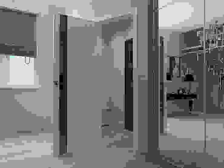 Moderner Flur, Diele & Treppenhaus von Design Projects Modern