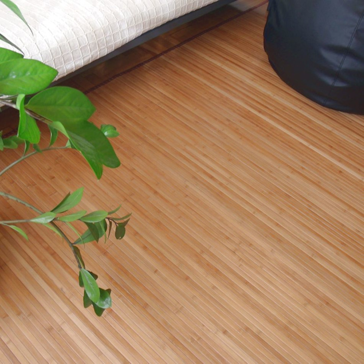 Alfombra de bambú natural de latiendawapa Ecléctico