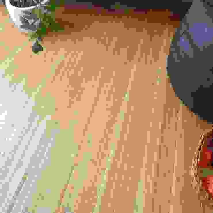 Alfombra de láminas de bambú de latiendawapa Ecléctico