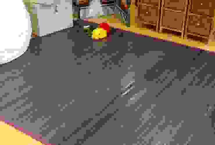 Alfombra de bambú 140x200 en color violeta latiendawapa HogarAccesorios y decoración