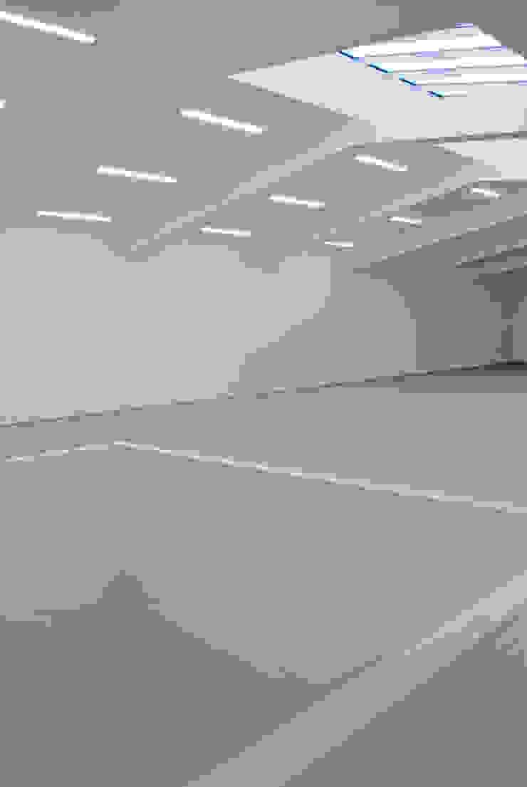 Anish Kapoor Studio Modern walls & floors by Caseyfierro Architects Modern