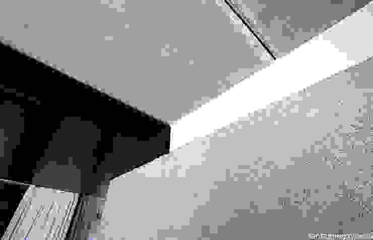 Aranżacja wnętrza mieszkania w Gdyni Minimalistyczna sypialnia od ANIEA Minimalistyczny