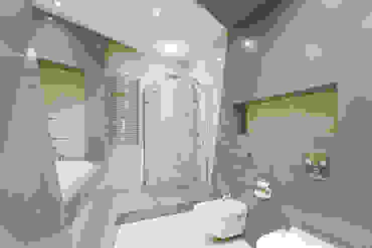 Квартира в Юрмале Ванная комната в стиле минимализм от ARTRADAR ARCHITECTS Минимализм