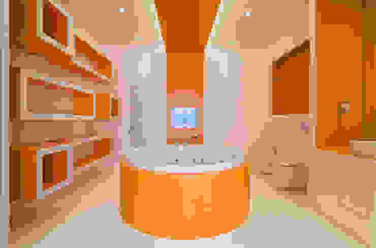 Квартира в Жуковке Ванная комната в стиле минимализм от ARTRADAR ARCHITECTS Минимализм