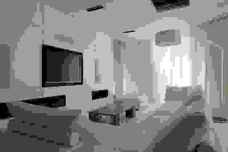 Квартира на Борисоглебском пер. Гостиная в стиле минимализм от ARTRADAR ARCHITECTS Минимализм