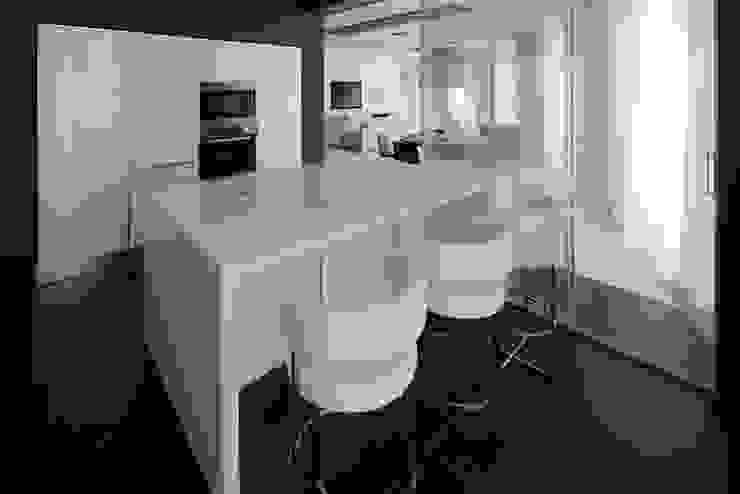 Квартира на Борисоглебском пер. Кухня в стиле минимализм от ARTRADAR ARCHITECTS Минимализм