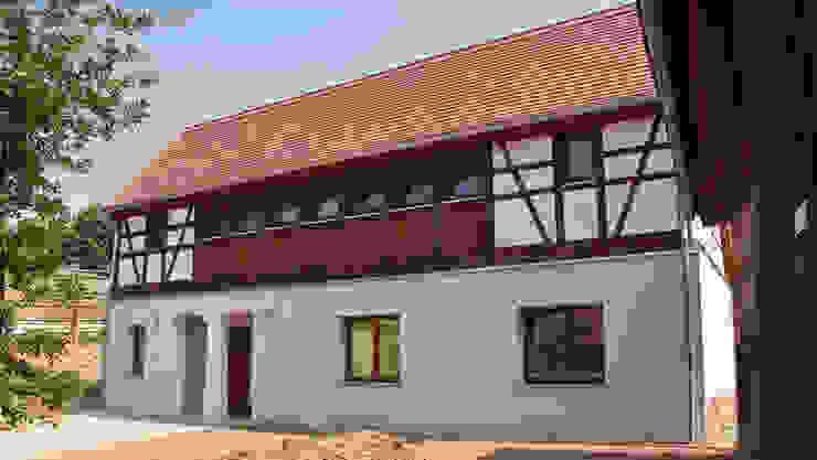 Eingangsseite ahoch4 Architekten