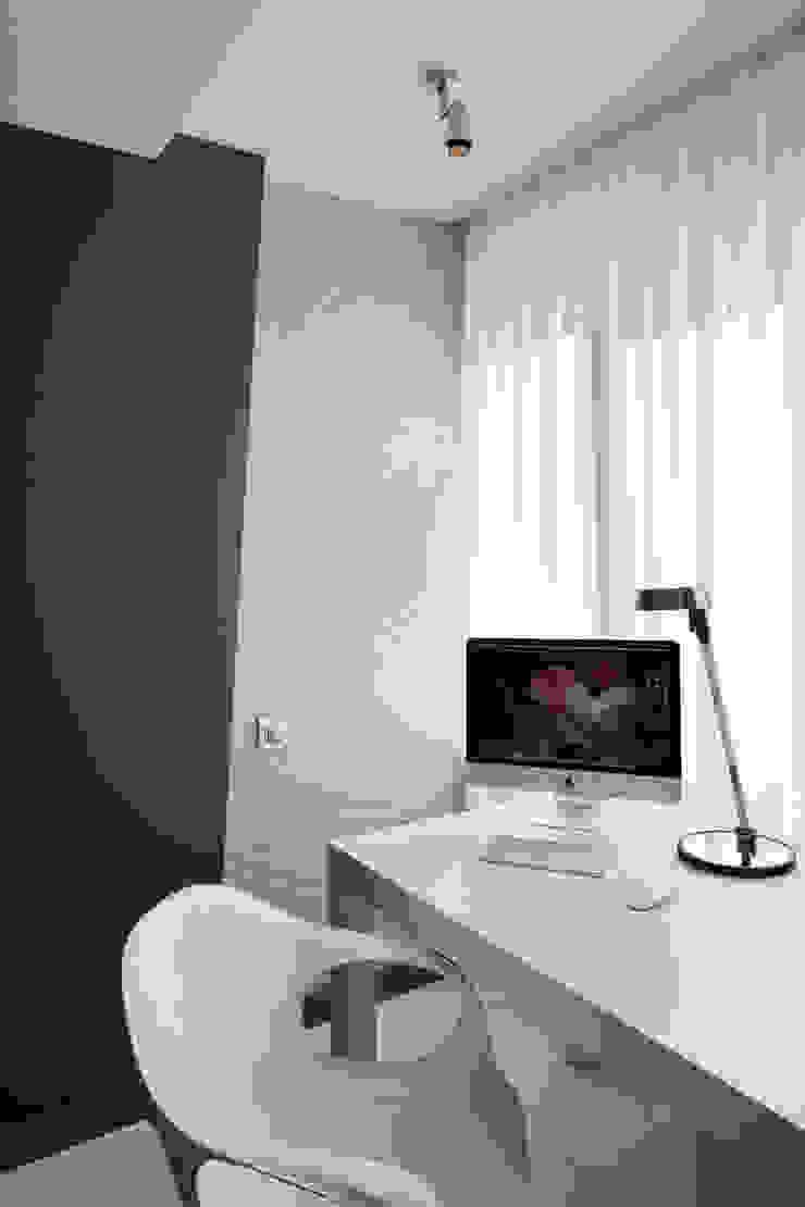 Квартира на Вавилова Спальня в стиле минимализм от ARTRADAR ARCHITECTS Минимализм