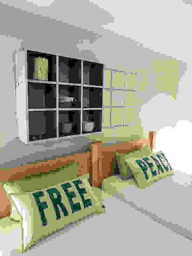 Hôtels rustiques par MUDA Home Design Rustique