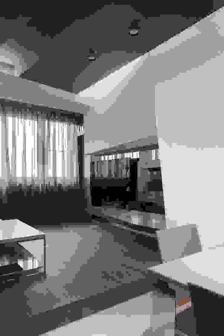 Квартира на Вавилова Гостиная в стиле минимализм от ARTRADAR ARCHITECTS Минимализм