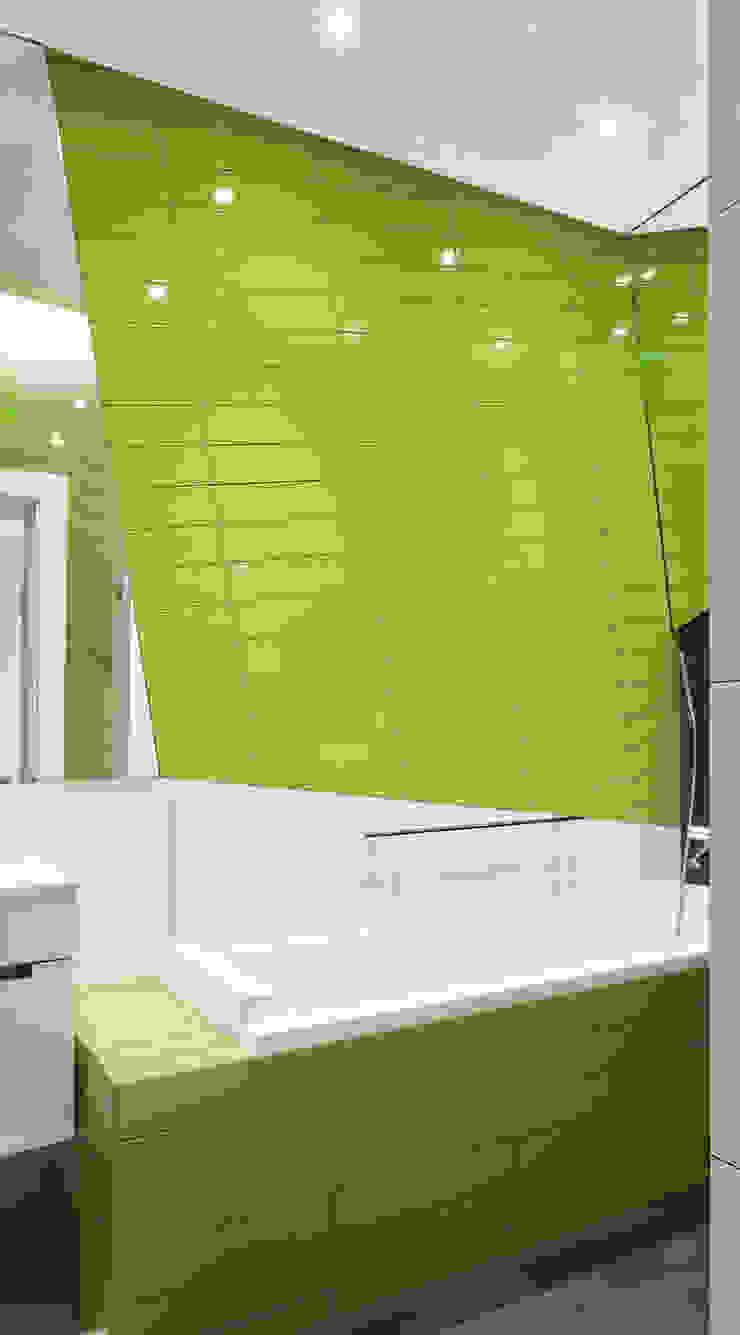 Квартира на Вавилова Ванная комната в стиле минимализм от ARTRADAR ARCHITECTS Минимализм
