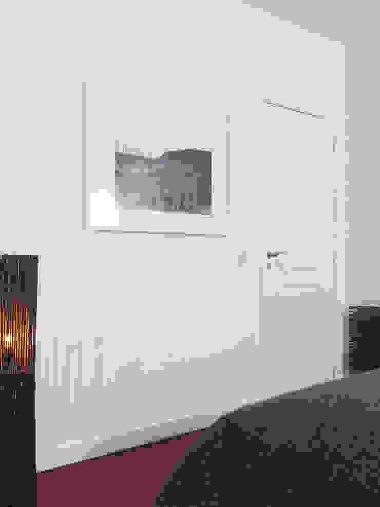 NiceWay Cascais Beach Hostel Hotéis rústicos por MUDA Home Design Rústico