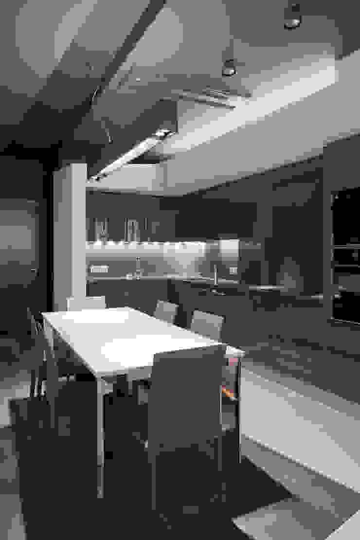 Квартира на Вавилова Кухня в стиле минимализм от ARTRADAR ARCHITECTS Минимализм