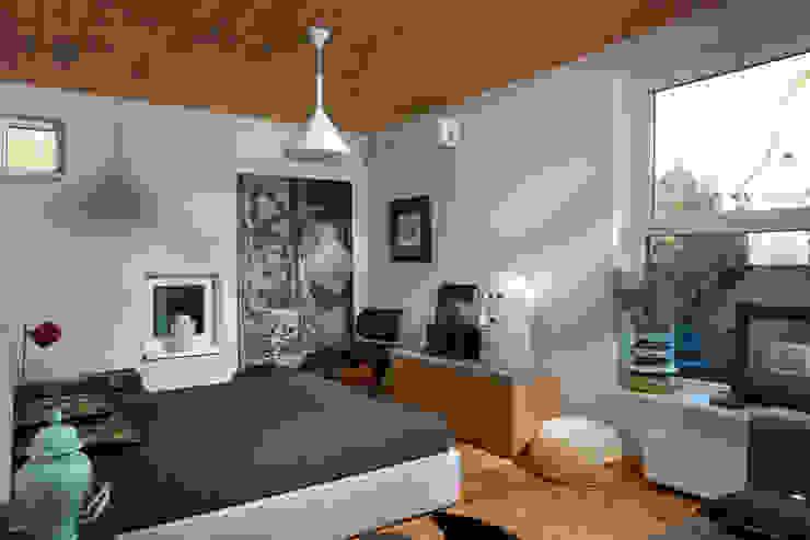 Дом Спальня в азиатском стиле от Sergey Makhno Architect Азиатский