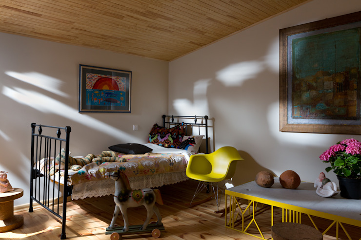 Дом Спальня в стиле модерн от Sergey Makhno Architect Модерн