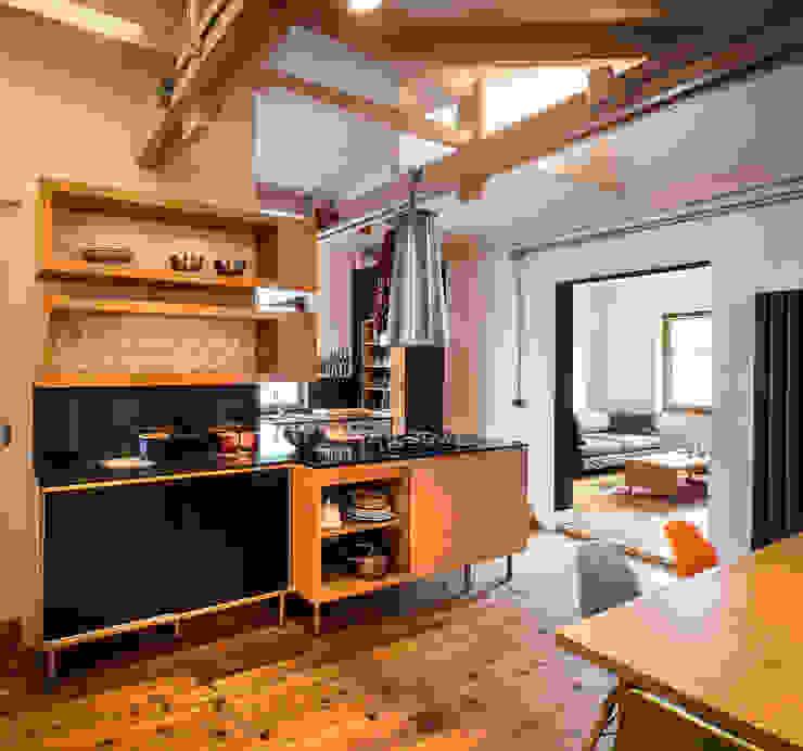 Moderne Küchen von Atelye 70 Planners & Architects Modern