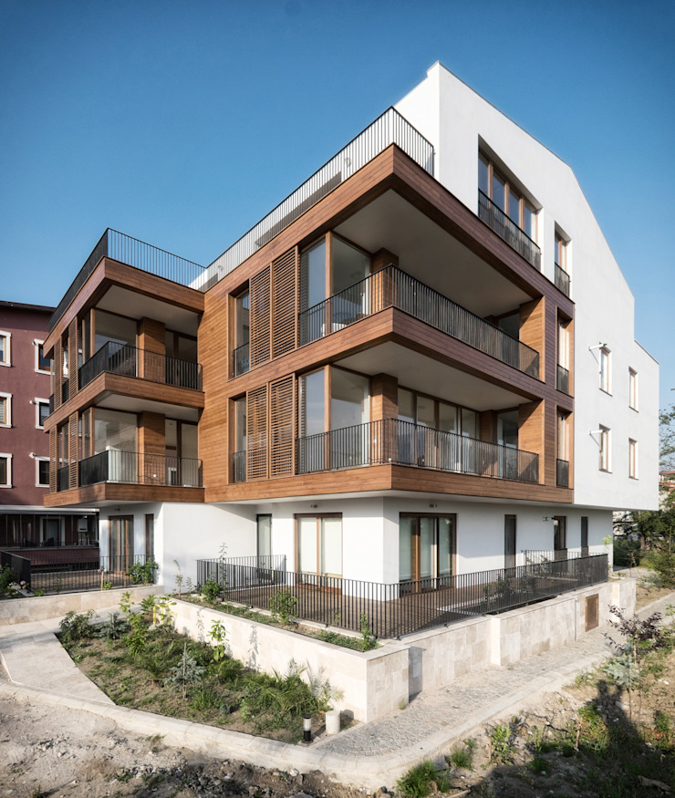 K1 House Modern Evler Atelye 70 Planners & Architects Modern