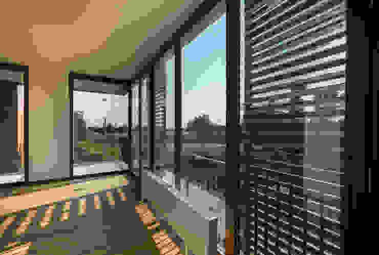 K1 House Living Room Modern Oturma Odası Atelye 70 Planners & Architects Modern