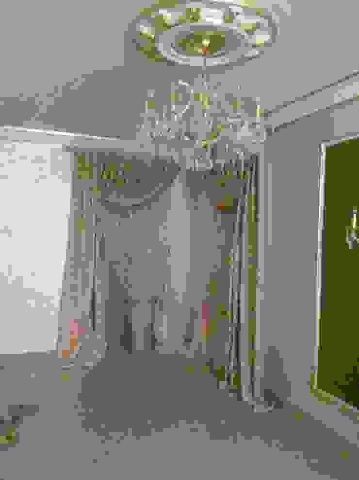 золочение Коридор, прихожая и лестница в классическом стиле от Абрикос Классический