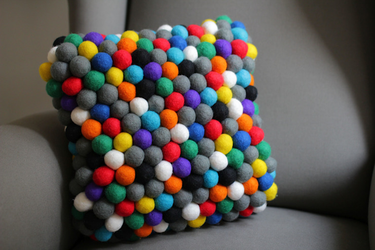 poduszka happy pills od felt stories Nowoczesny