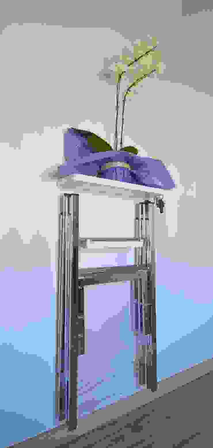 Cadeiras por Natali de Mello - Arquitetura e Arte Minimalista