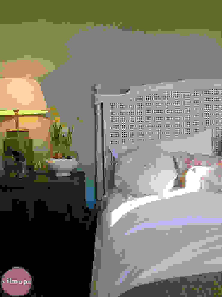 Dormitorio frances con encanto Dormitorios de estilo clásico de Vilmupa Clásico