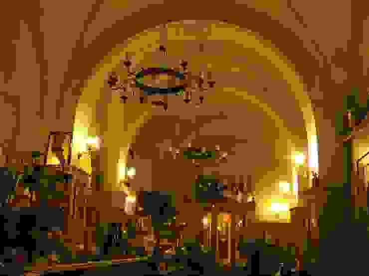 zona nobili Antonio Torrisi Bar & Club in stile classico