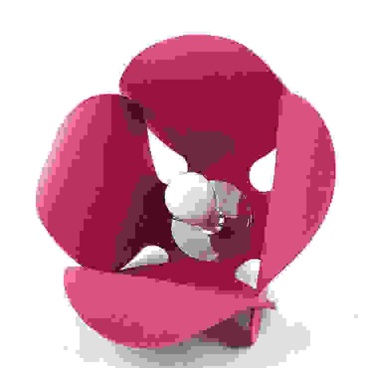 Minimalist Yatak Odası Pink Pug Design Minimalist