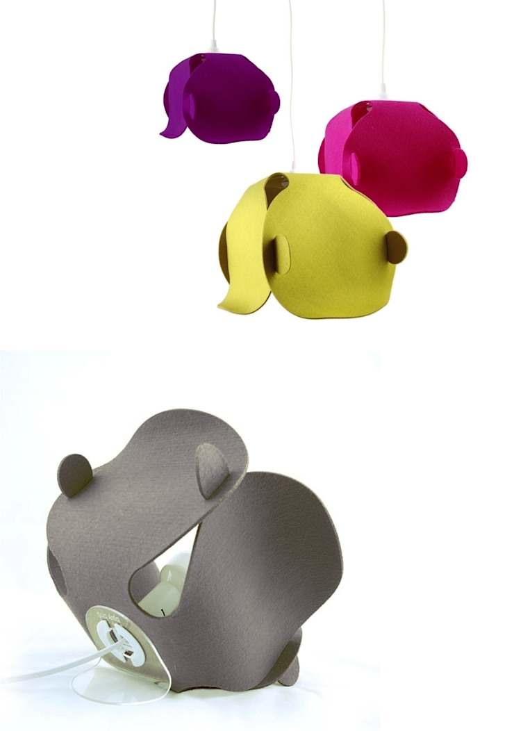 Pink Pug Design: minimalist tarz , Minimalist