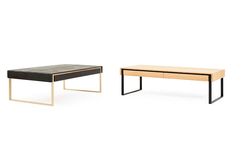 Salontafel Ruban : modern  door RKNL, Modern
