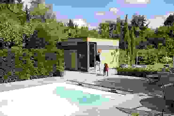 Jardines de estilo moderno de Gartenhauptdarsteller Moderno