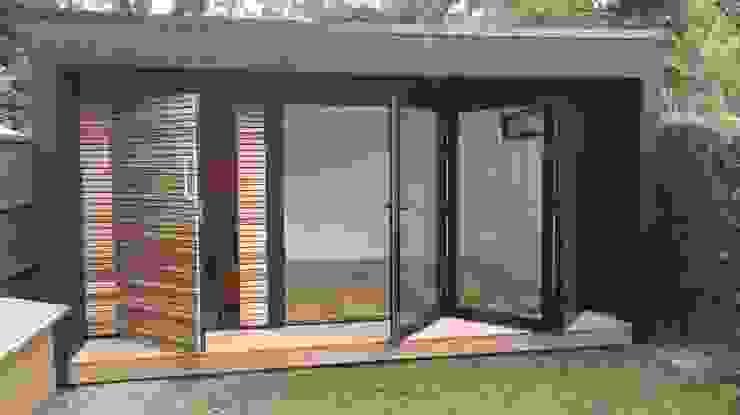 Garden Studio with storage Modern garden by Office In My Garden Modern