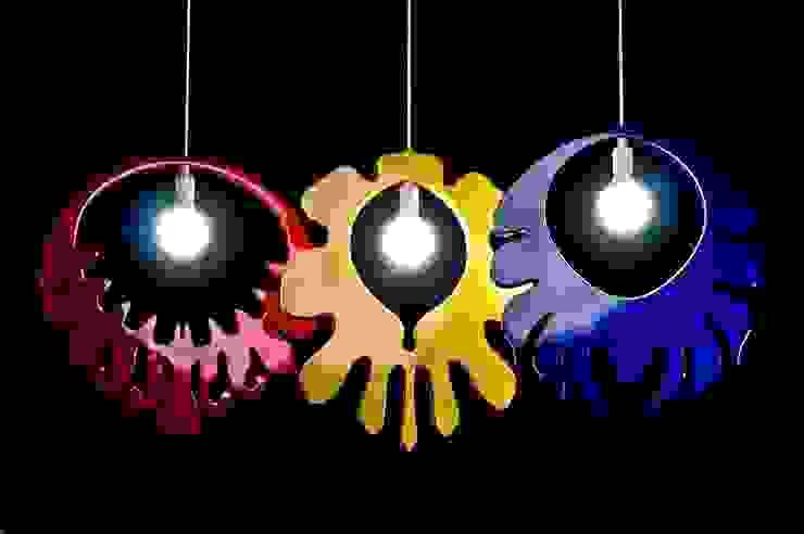 Lampy w stylu łowickim od Marcin Skubisz Group Minimalistyczny