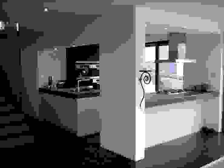 Keuken door w3-architekten Gerhard Lallinger
