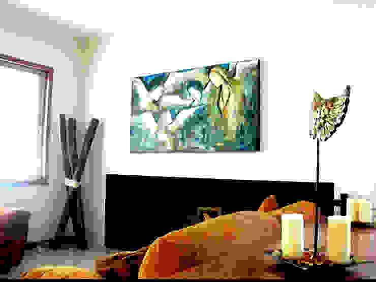 Galeria Ivan Guaderrama Ruang Keluarga Modern
