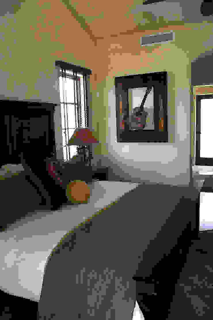 Galeria Ivan Guaderrama Kamar Tidur Gaya Rustic