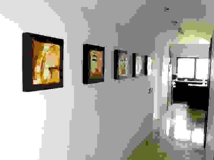 Galeria Ivan Guaderrama Koridor & Tangga Modern