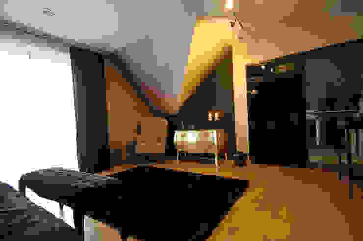 3D Wandpaneele - einzigartige Atmosphäre in Ihrem Schlafzimmer Klassische Wände & Böden von Loft Design System Deutschland - Wandpaneele aus Bayern Klassisch