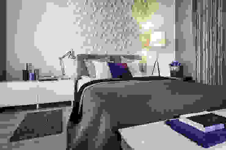 Loft Design System Deutschland - Wandpaneele aus Bayern Eclectic style bedroom White